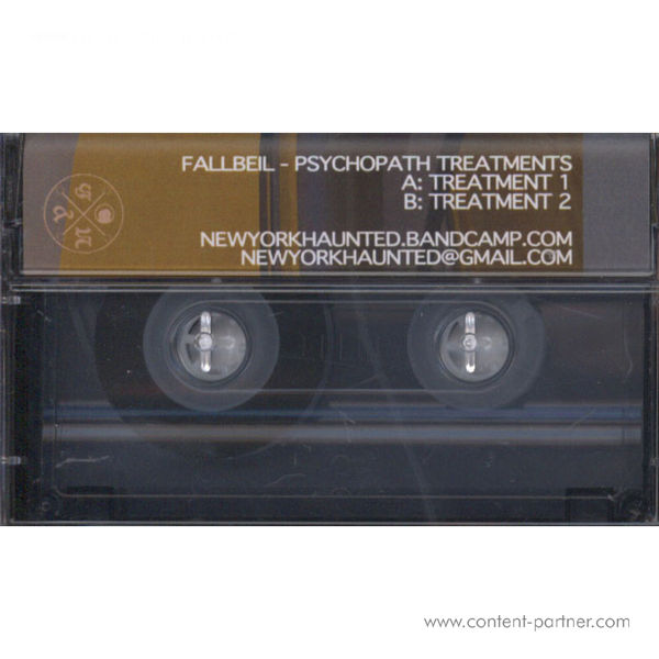 Fallbeil - Psychopath Treatments (Back)