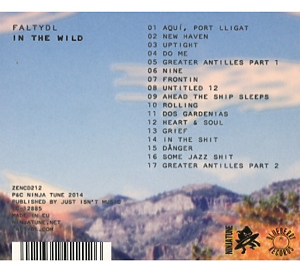 FaltyDL - In The Wild (Back)