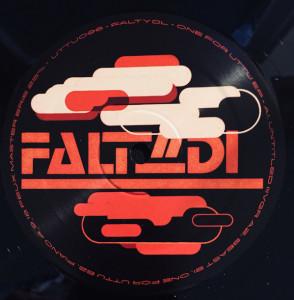 FaltyDL - One For UTTU EP (Back)