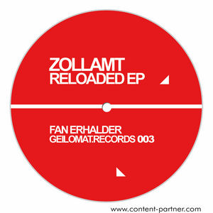 Fan Erhalder - Zollamt Reloaded EP