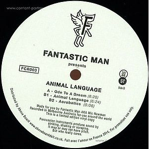 Fantastic Man - Animal Language