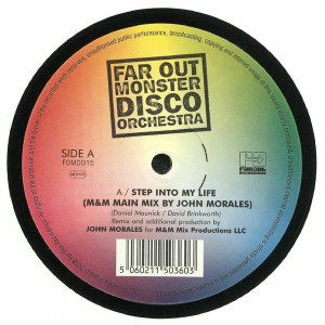 Far Out Monster Disco Orchestra - Step Into My Life (John Morales Remix)