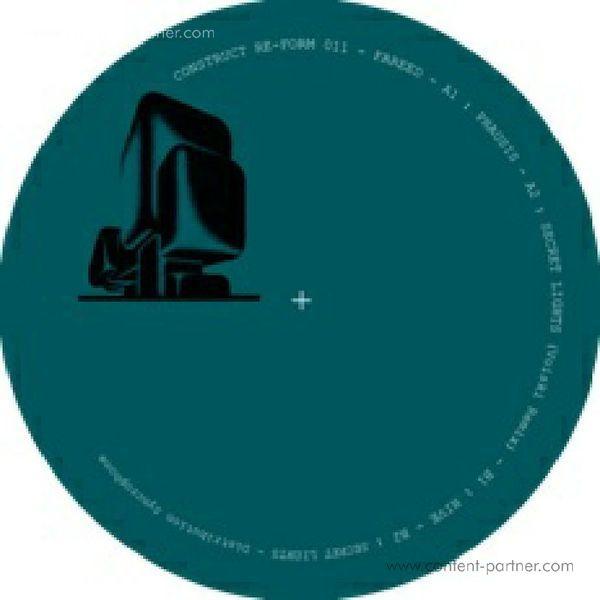 Fareed - Phausis EP (Voiski Remix) (Back)