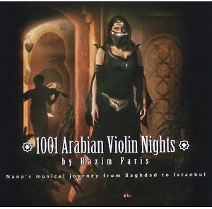 Faris,Hazim - 1001 Violin Nights