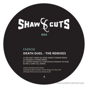 Farron - Death Duel - The Remixes