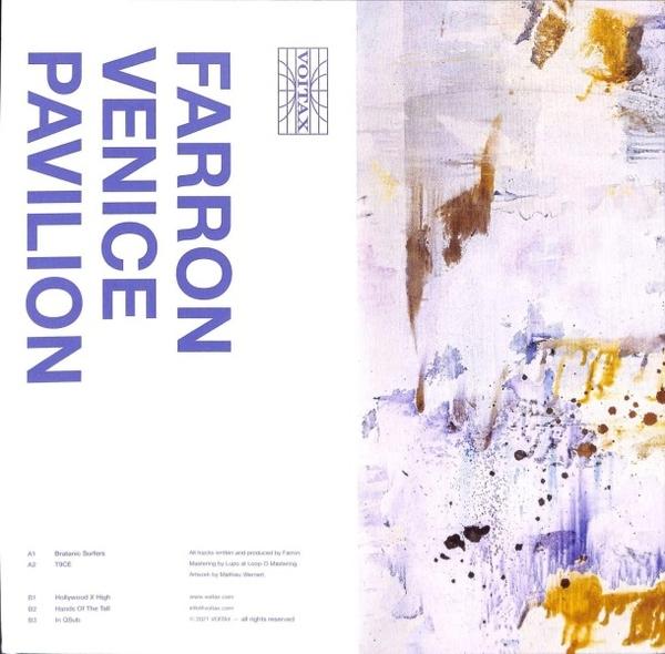 Farron - Venice Pavilion (Back)