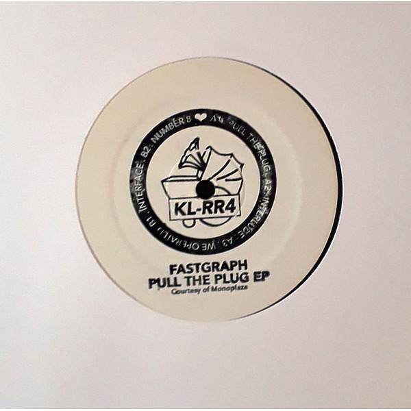 Fastgraph - Pull The Plug EP (Back)