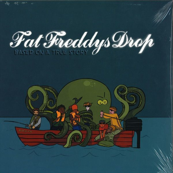 Fat Freddy's Drop - Based On A True Story (2LP repress)
