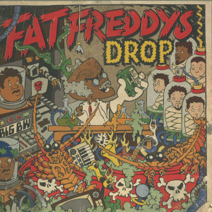 Fat Freddy's Drop - Dr Boondigga & The Big BW (2LP repress)