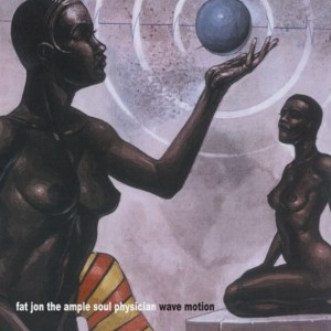Fat Jon - Wave Motion (Ltd. Purple Vinyl 2LP Reissue)