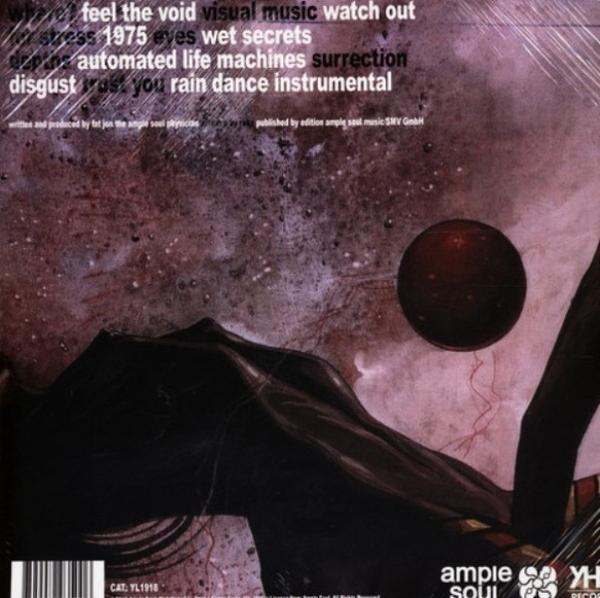 Fat Jon - Wave Motion (Ltd. Purple Vinyl 2LP Reissue) (Back)