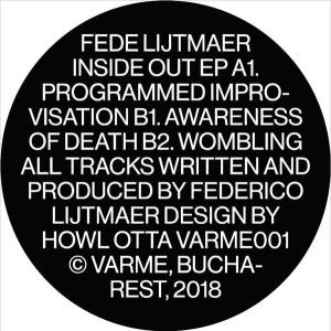 Fede Lijtmaer - Inside Out Ep (Back)