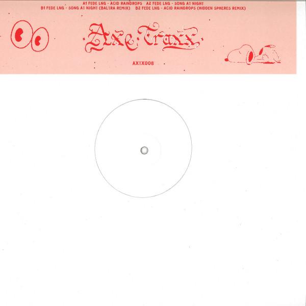 Fede Lng - Acid Raindrops (Inc. Hidden Spheres / Baltra remix