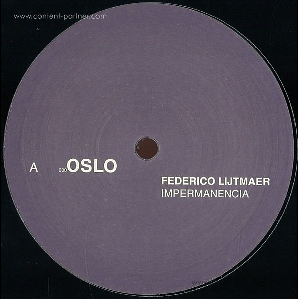 Federico Molinari - Impermanencia