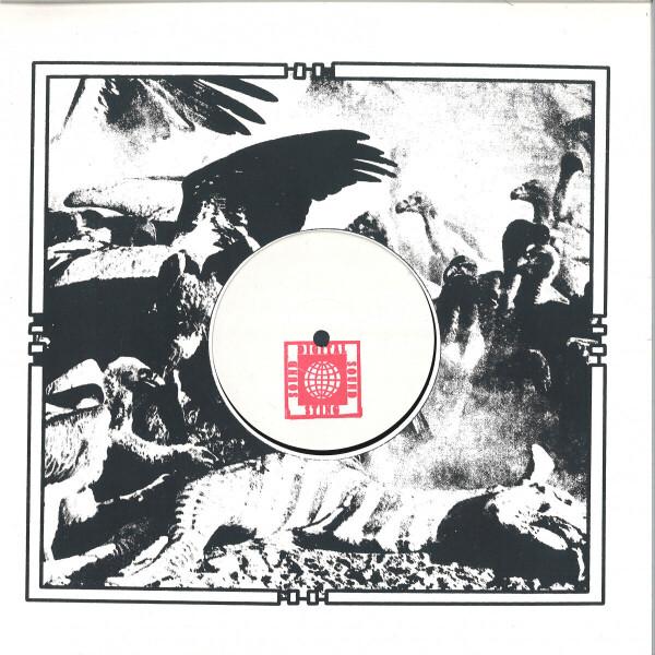 Feel Free Hi Fi Featuring Eddie Hill and Manic Tim - Prophet Noir (Back)