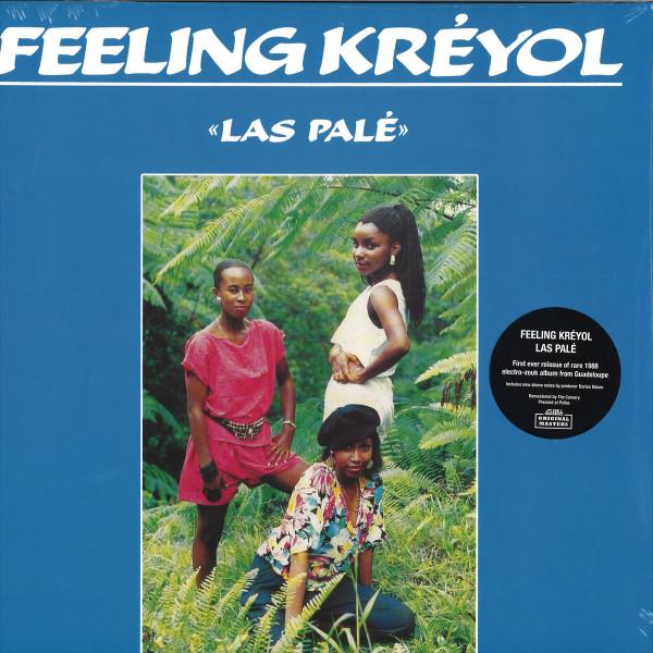 Feeling Kreyol - Las Palé (LP reissue)
