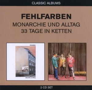 Fehlfarben - 2in1 (Monarchie Und Alltag/33 Tage in Ke