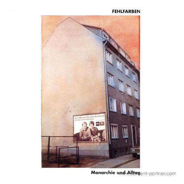 Fehlfarben - Monarchie und Alltag (Ltd. Coloured Vinyl, RM)