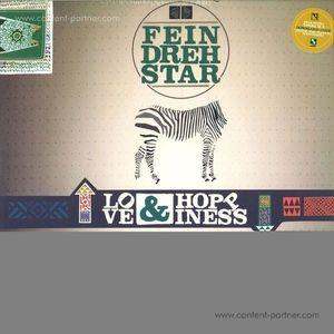 Feindrehstar - Love & Hoppiness (2LP)