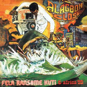 Fela Kuti - Alagbon Close (LP+MP3, 180g)
