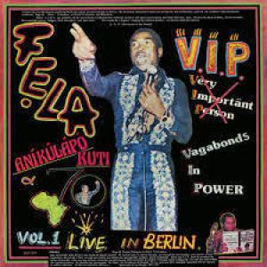 Fela Kuti - V.I.P. (LP)