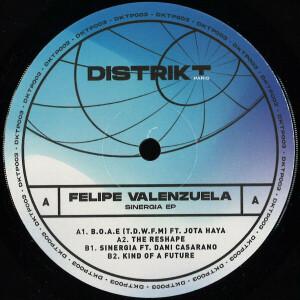 Felipe Valenzuela - Sinergia EP