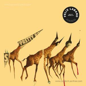 Felix Laband - Bag Of Bones EP (Luke Vibert Remix)