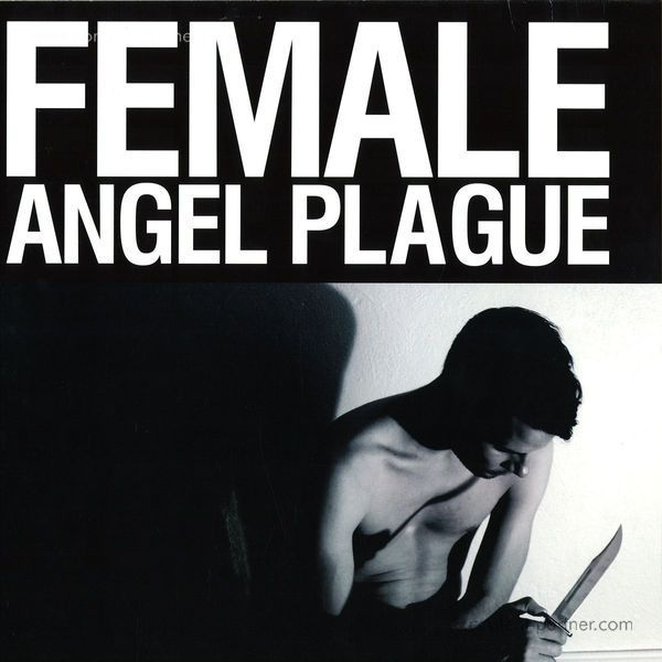 Female - Angel Plague (White Marbled 2x12'')
