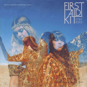 First Aid Kit - Stay Gold (LP+CD)
