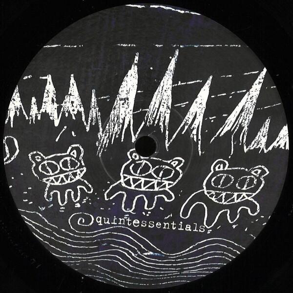 "First Floor - Unrequited Feelings EP   ""(w/ Kez Ym / Simon Hint)"