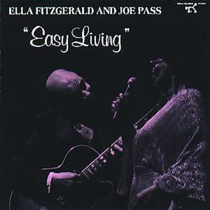 Fitzgerald,Ella/Pass,Joe - Easy Living