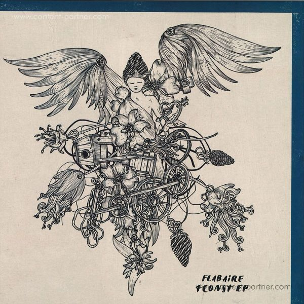 Flabaire - 4Const EP (Vinyl Only)
