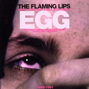 Flaming Lips,The - Day They Shot A Hole In The Jesus Egg-Pr