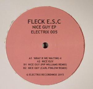 Fleck E.s.c F - Nice Guy Ep Feat. C. Finlow & Pip W. Rmx