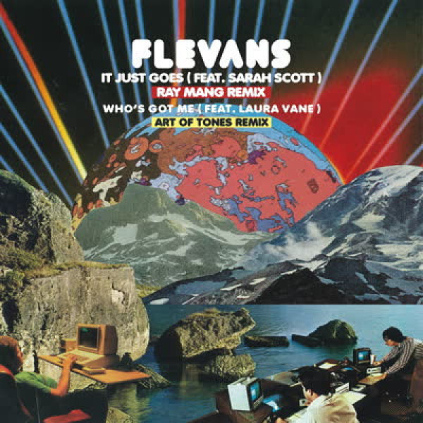 Flevans - It Just Goes (Ray Mang Remix)