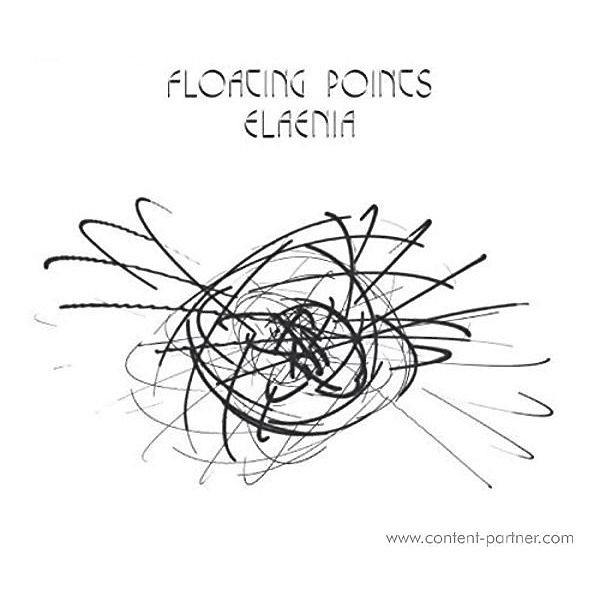 Floating Points - Elaenia (LP+MP3) (Back)