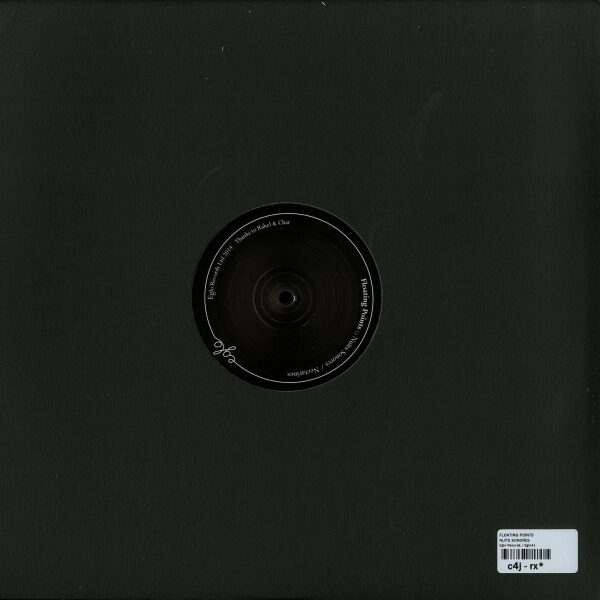 Floating Points - Nuits Sonores / Nectarines (Back)