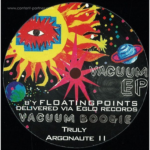 Floating Points - Vacuum Boogie Ep
