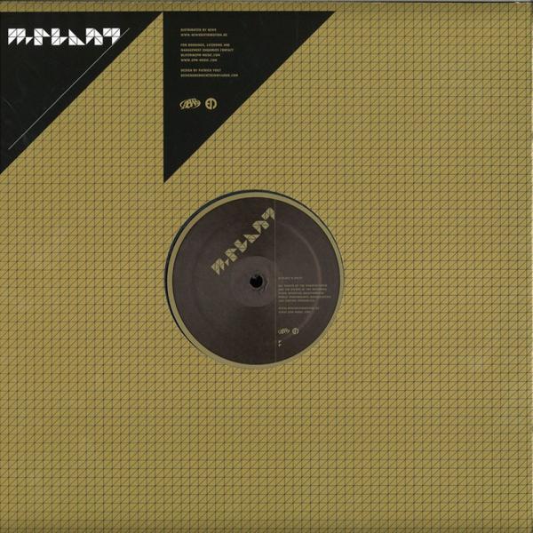 Floorplan Aka Robert Hood - Let the Chruch (Back)