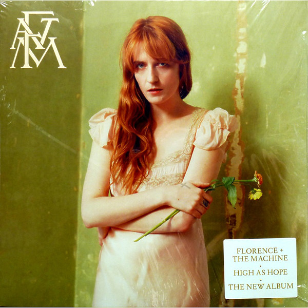 Florence + The Machine - High As Hope (180g LP)