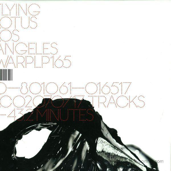 Flying Lotus - Los Angeles (2LP+MP3) (Back)