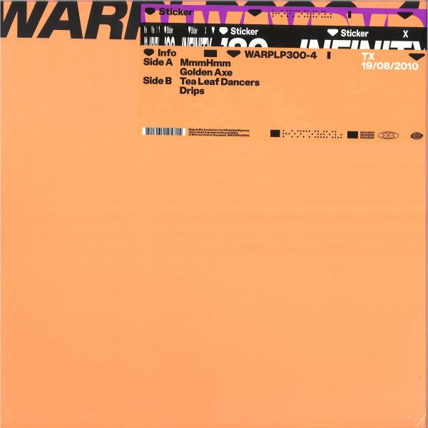 "Flying Lotus - Presents INFINITY ""Infinitum"" - Maida Vale Session (Back)"