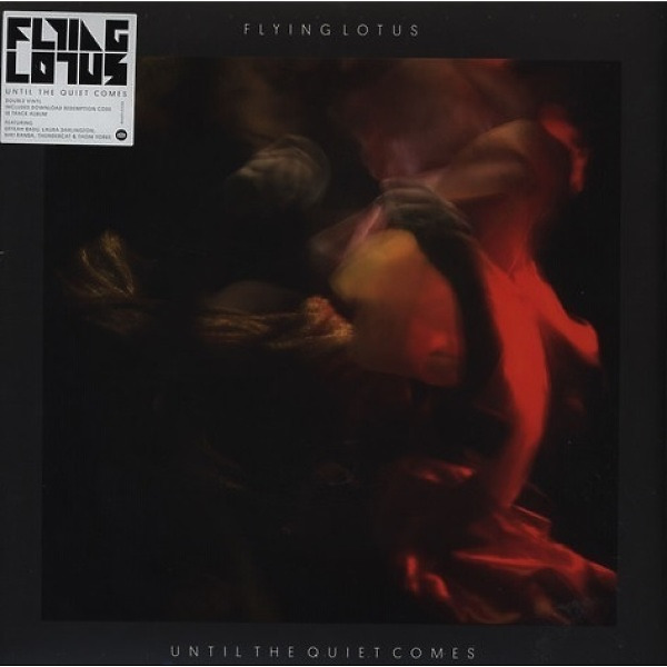 Flying Lotus - Until The Quiet Comes (Back)