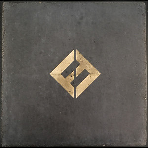 Foo Fighters - Concrete and Gold (2LP, Etched)