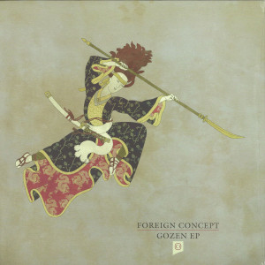 Foreign Concept - Gozen EP [full colour sleeve / incl. download card