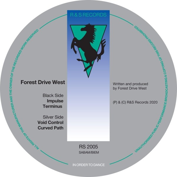 Forest Drive West - Terminus EP