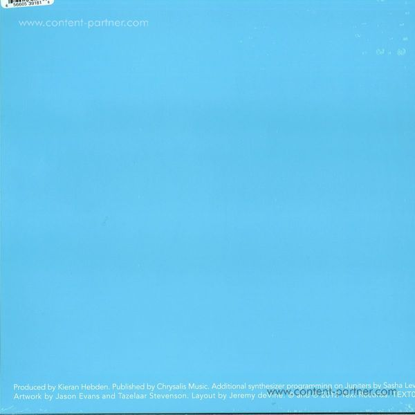 Four Tet - Pink (Back)