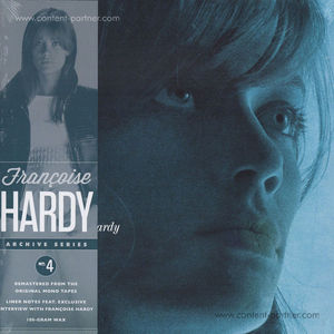 Fracoise Hardy - L'Amitie