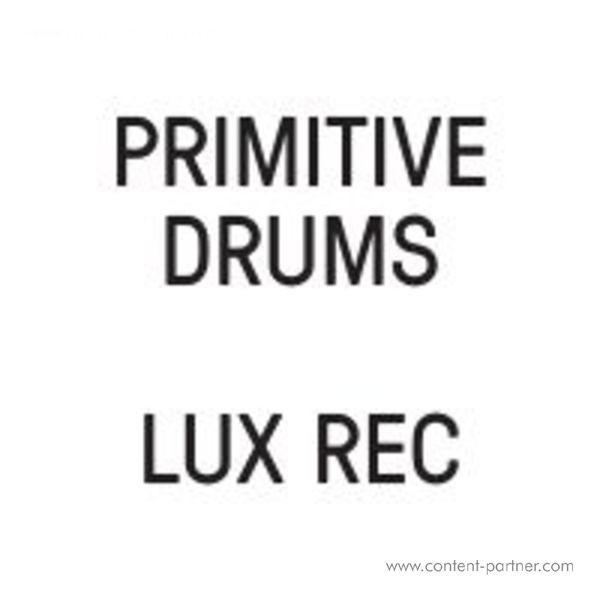 Frak - Primitive Drums (Back)