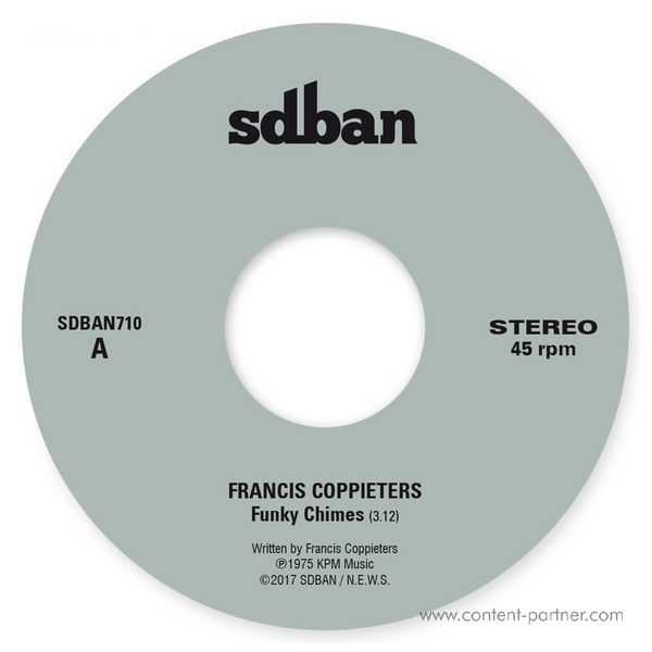 Francis Coppieters / Georges Hayes And His Philarp - Funky Chimes Sampler 2/5